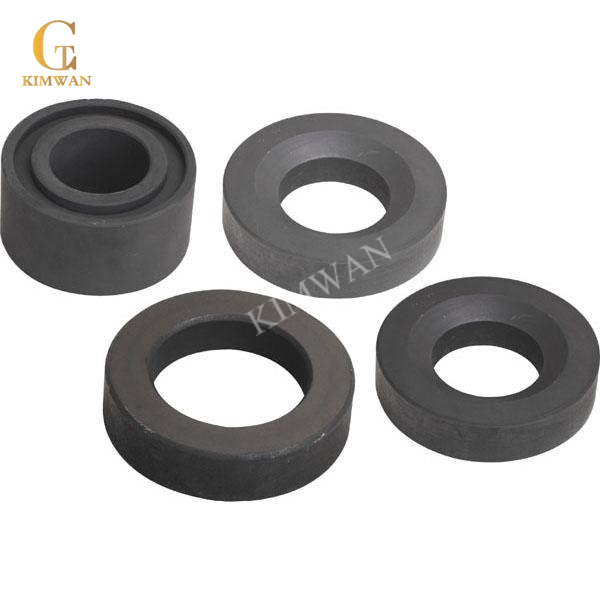 Mechanical carbon graphite parts